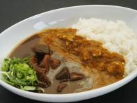 名古屋下町の味どて焼(どてカレー)