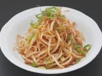 台湾ラーメンミンチ(辛々もやし炒め)