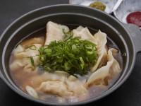 中華スープ(炊き餃子)