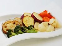 A秋冬野菜の西京漬けオーブン焼き(西京漬けのたれ)