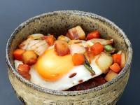Bごろごろ野菜カツ丼(大トンテキのたれ、丼たれ)