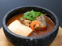 B海鮮チゲスープ(火鍋の素)