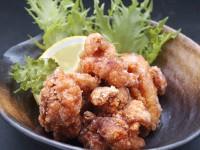 トンテキのたれ(香味から揚げ)