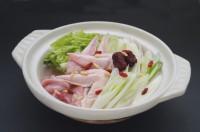 サムゲタン風鶏鍋
